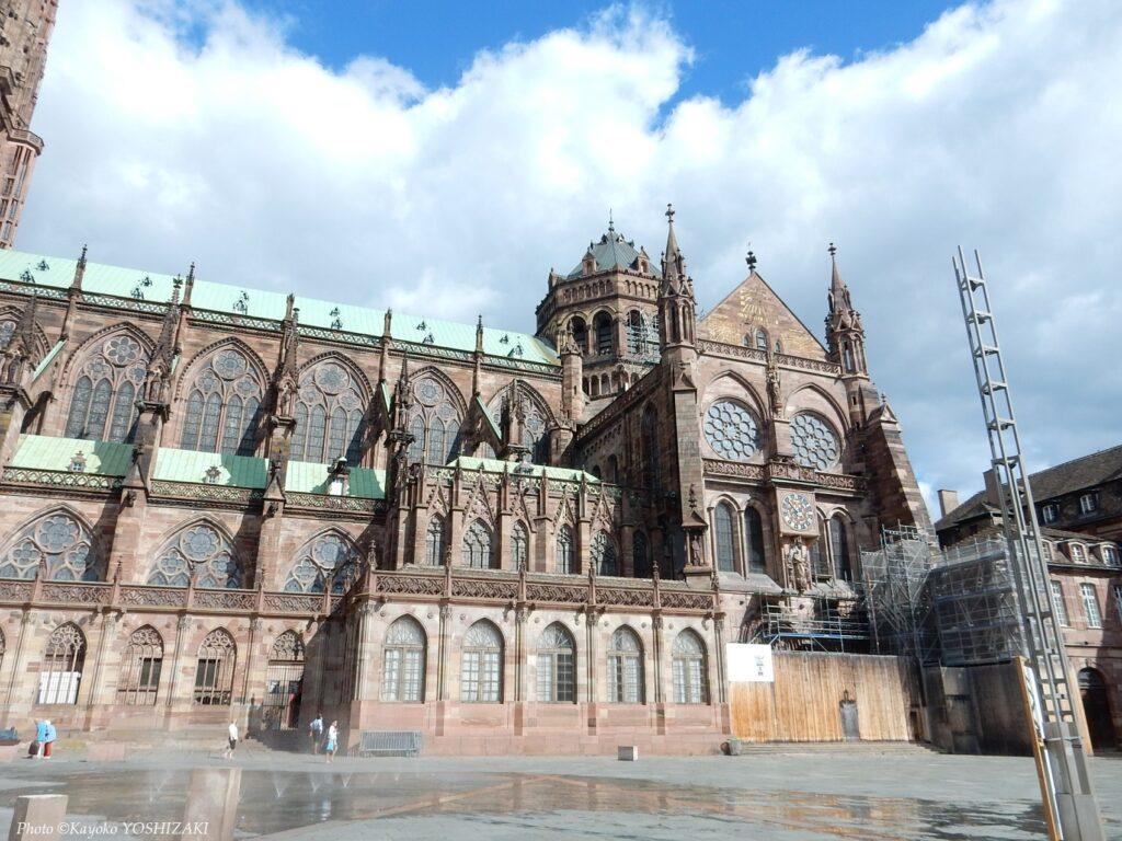 strasbourg-cathedrale-facade-sud-ete