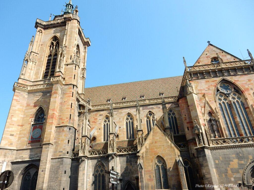 Colmar-Collégiale Saint Martin