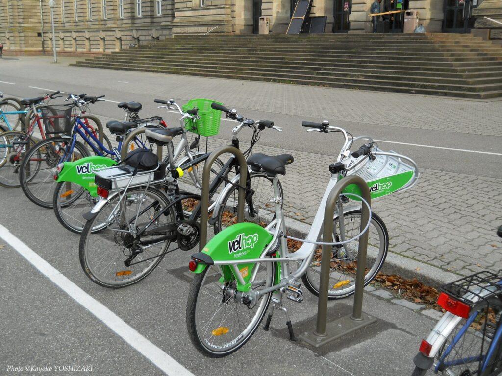 Strasbourg, première ville cyclable