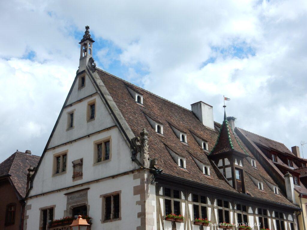 La Halle aux Blés à Obernai