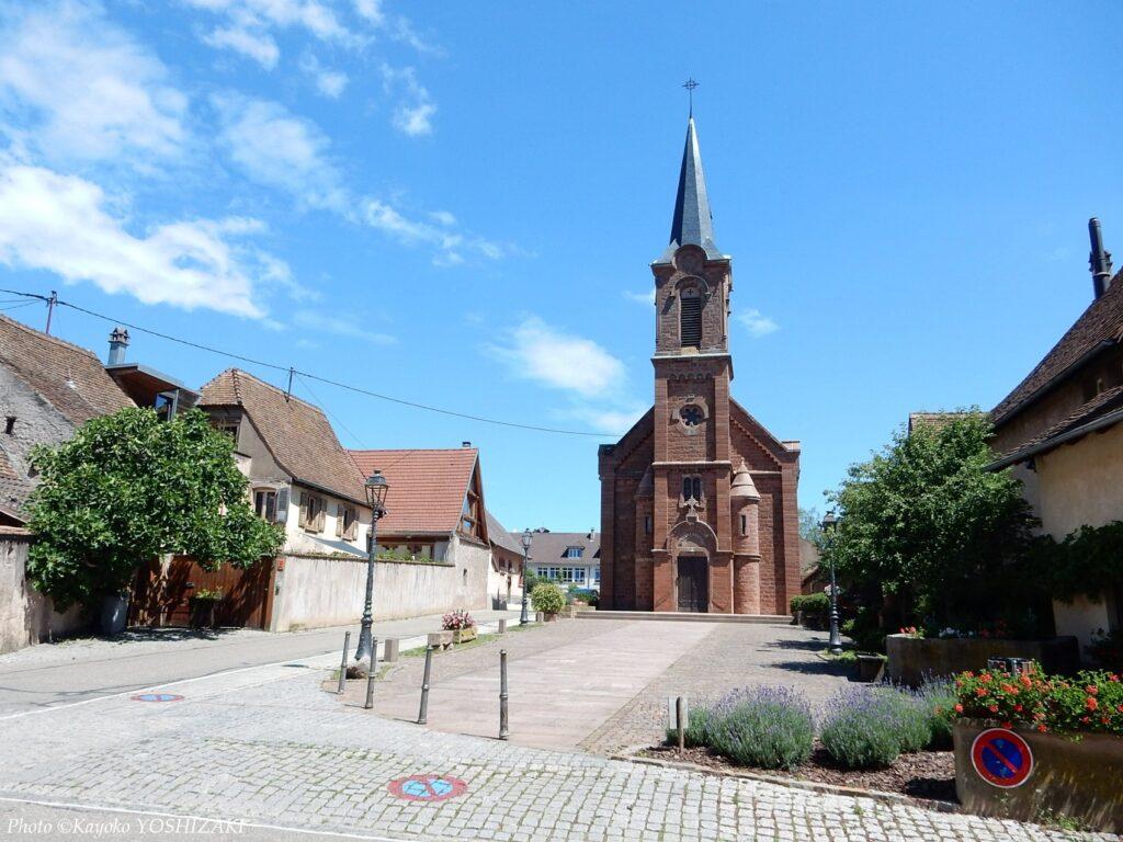 Mittelbergheim-Eglise-catholique-Saint-Étienne