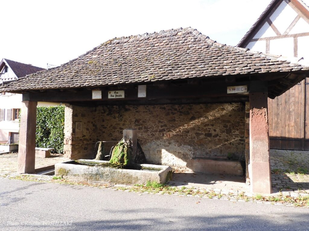 Mittelbergheim-fontaine-de-la-sinn