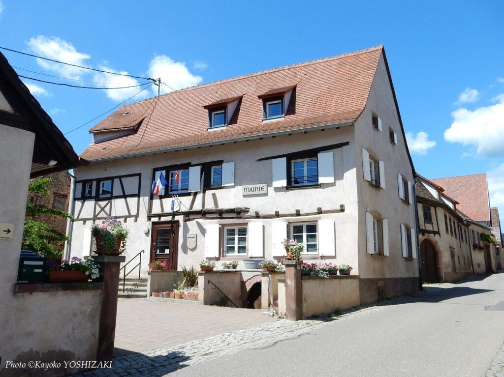 Mittelbergheim-mairie