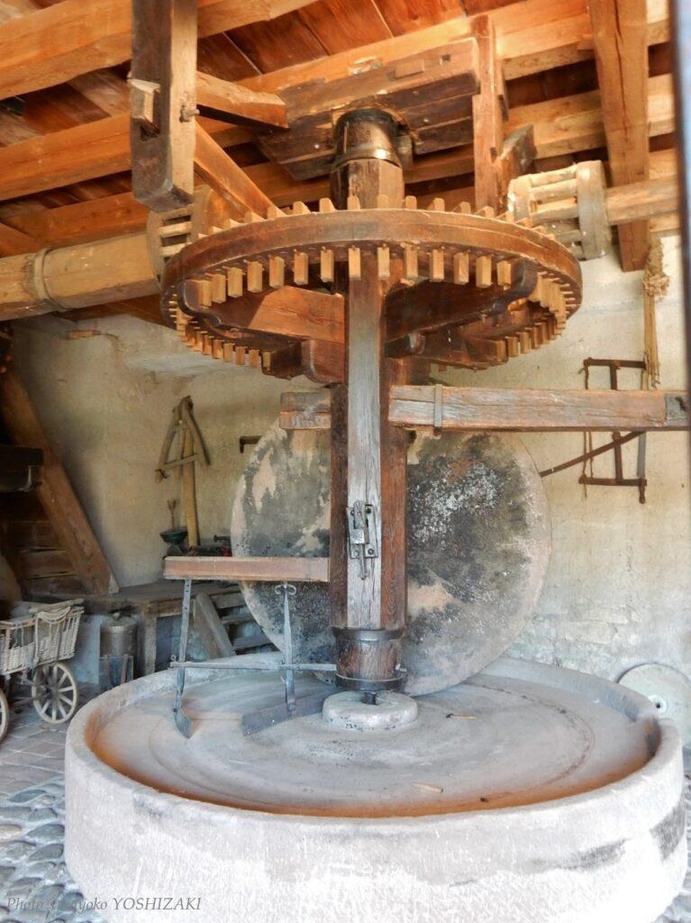 Mittelbergheim-moulin-à-huile